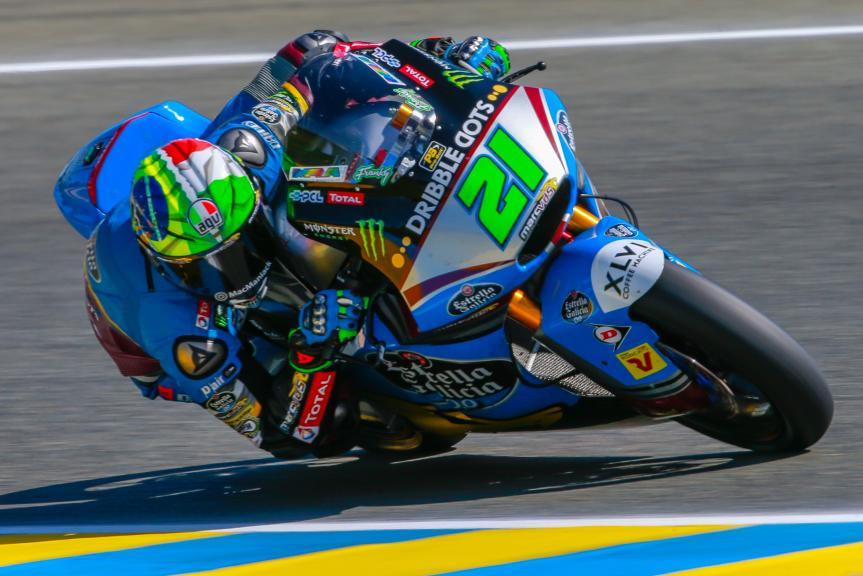 Franco Morbidelli, Estrella Galicia 0,0 Marc VDS, Monster Energy Grand Prix de France
