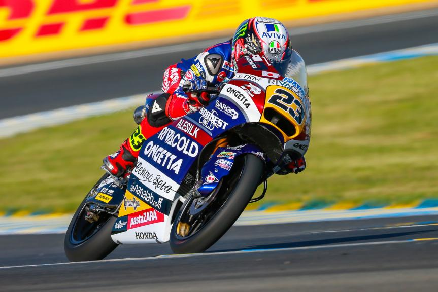 Niccolò Antonelli, Ongetta-Rivacold, Monster Energy Grand Prix de France