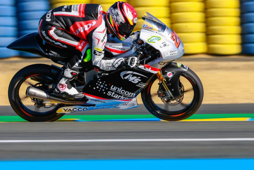 Tatsuki Suzuki, CIP-Unicom Starker, Monster Energy Grand Prix de France