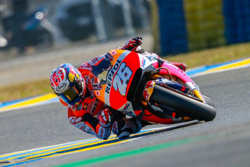 Dani Pedrosa, Repsol Honda Team, Monster Energy Grand Prix de France