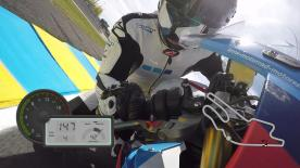 Experience a lap of Le Mans with motogp.com's Dylan Gray.