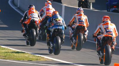 #FrenchGP: MotoGP™ Free Practice in slow motion