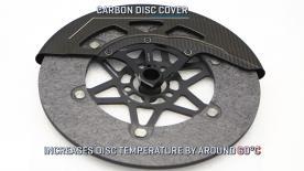 Dylan Gray parla dei dischi in carbonio usati in MotoGP™ sul tracciato di Le Mans.