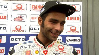 Buon rientro per Petrucci a Le Mans