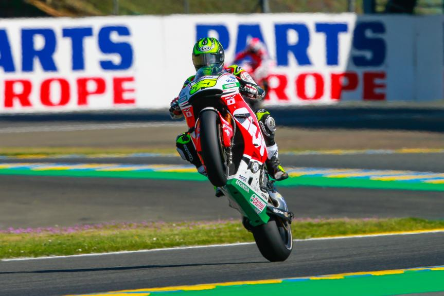 Cal Crutchlow, LCR Honda, Monster Energy Grand Prix de France
