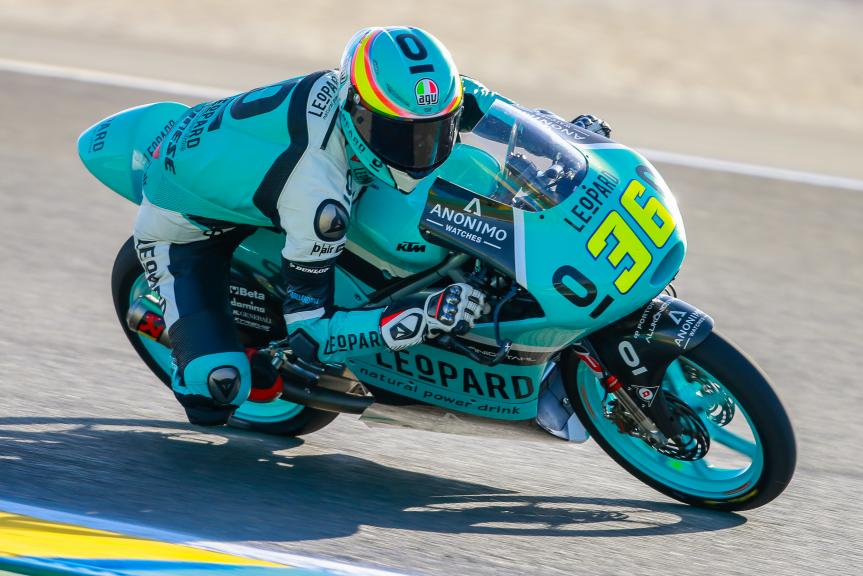 Joan Mir, Leopard Racing, Monster Energy Grand Prix de France