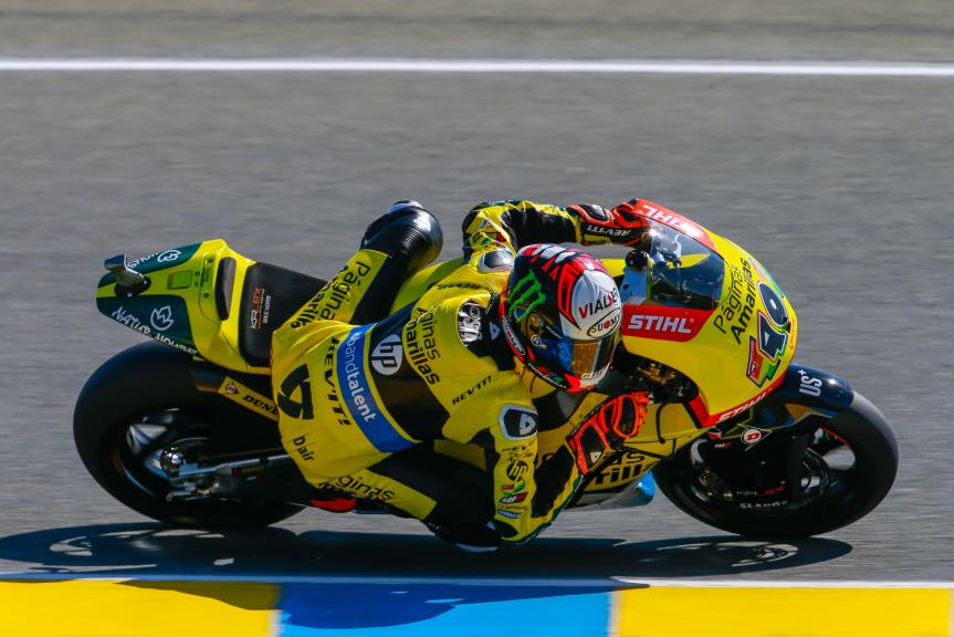 Moto2, Free Practice, Monster Energy Grand Prix de France