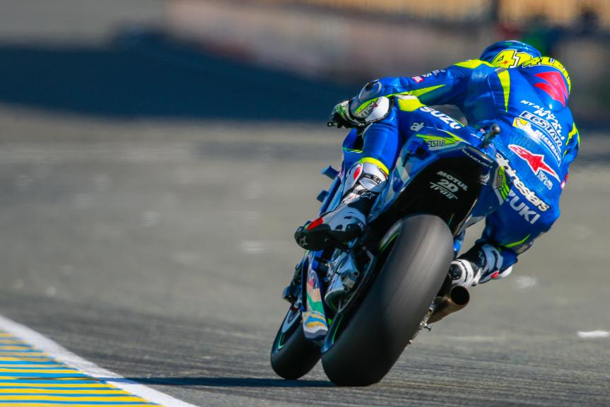 Aleix Espargaro, Team SUZUKI ECSTAR, Monster Energy Grand Prix de France