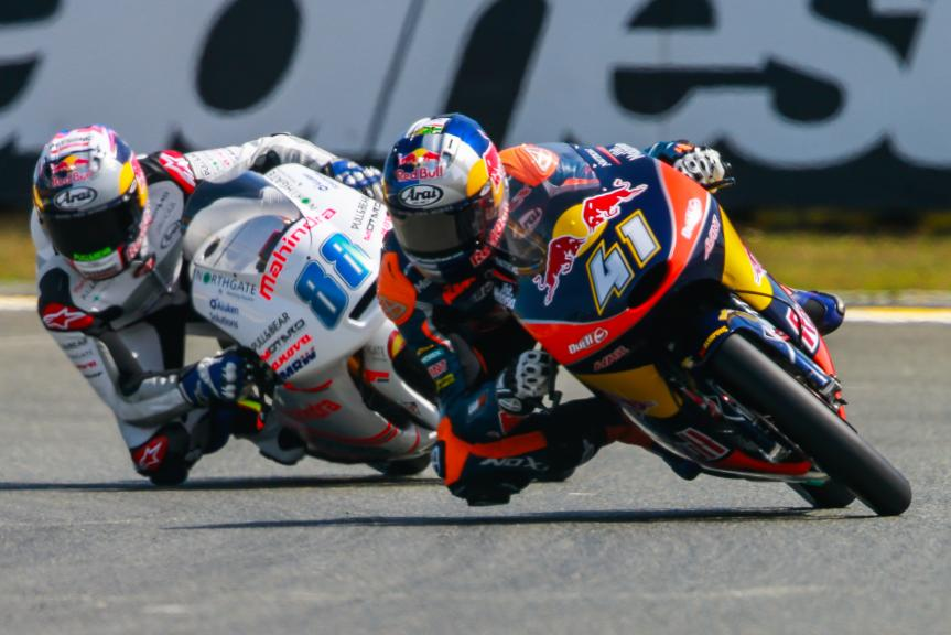 Moto3, Free Practice, Monster Energy Grand Prix de France