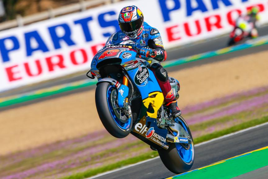 Jack Miller, Estrella Galicia 0,0 Marc VDS, Monster Energy Grand Prix de France