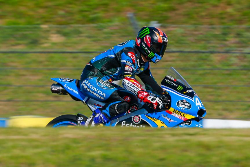 Aron Canet, Estrella Galicia 0,0, Monster Energy Grand Prix de France