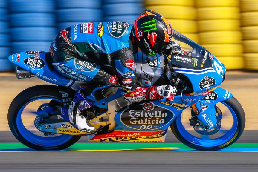 Aron Canet, Estrella Galicia 0,0, Monster Energy Grand Prix de France