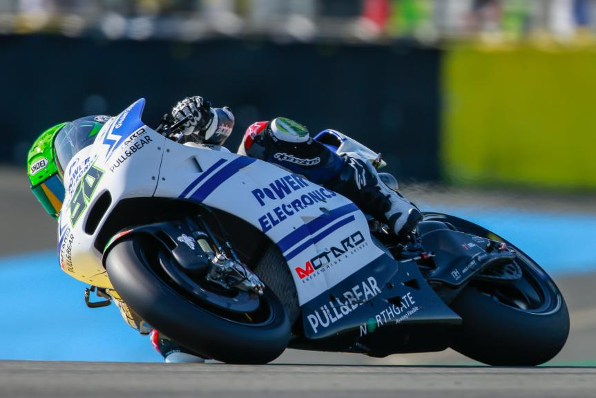 Eugene Laverty, Aspar Team MotoGP, Monster Energy Grand Prix de France