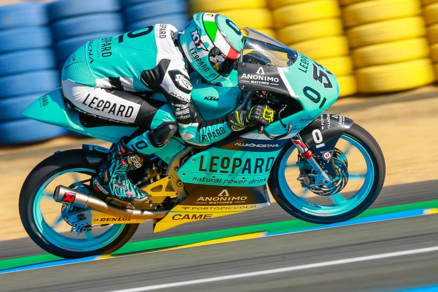 Andrea Locatelli, Leopard Racing, Monster Energy Grand Prix de France