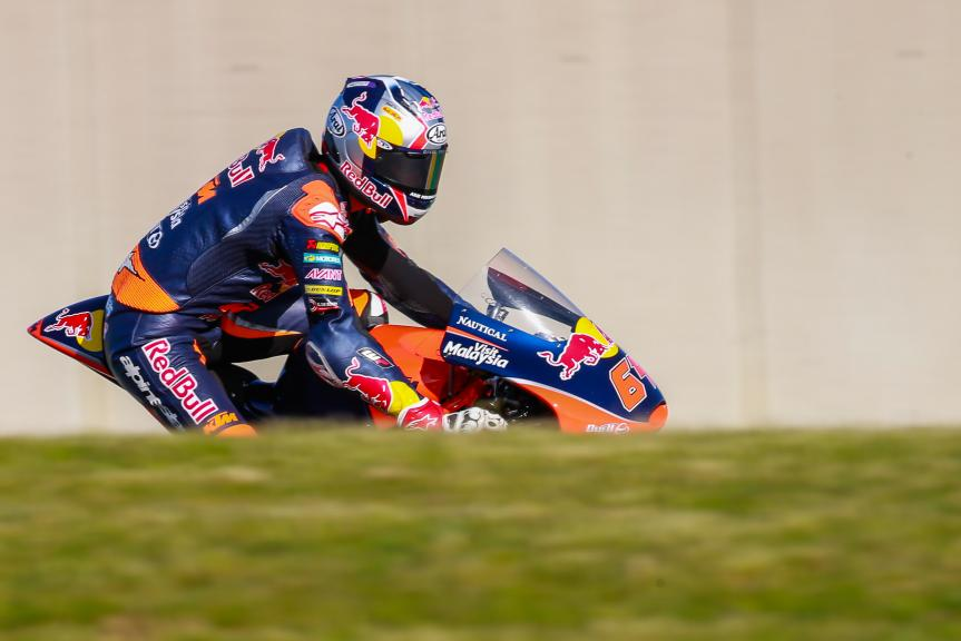 Bo Bendsneyder, Red Bull KTM Ajo, Monster Energy Grand Prix de France