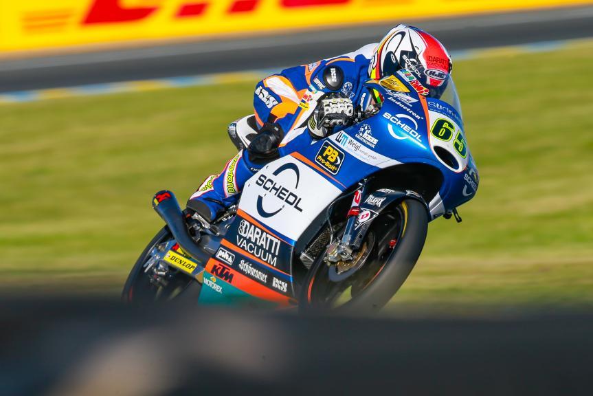 Philipp Oettl, Schedl GP Racing, Monster Energy Grand Prix de France