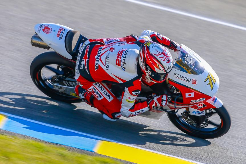 Hiroki Ono, Honda Team Asia, Monster Energy Grand Prix de France