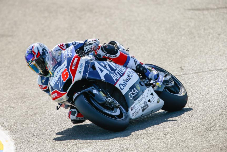 Loris Baz, Avintia Racing, Monster Energy Grand Prix de France