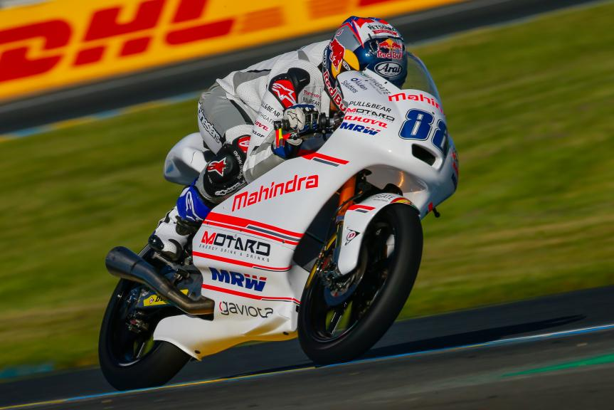 Jorge Martin, ASPAR Mahindra Team Moto3, Monster Energy Grand Prix de France