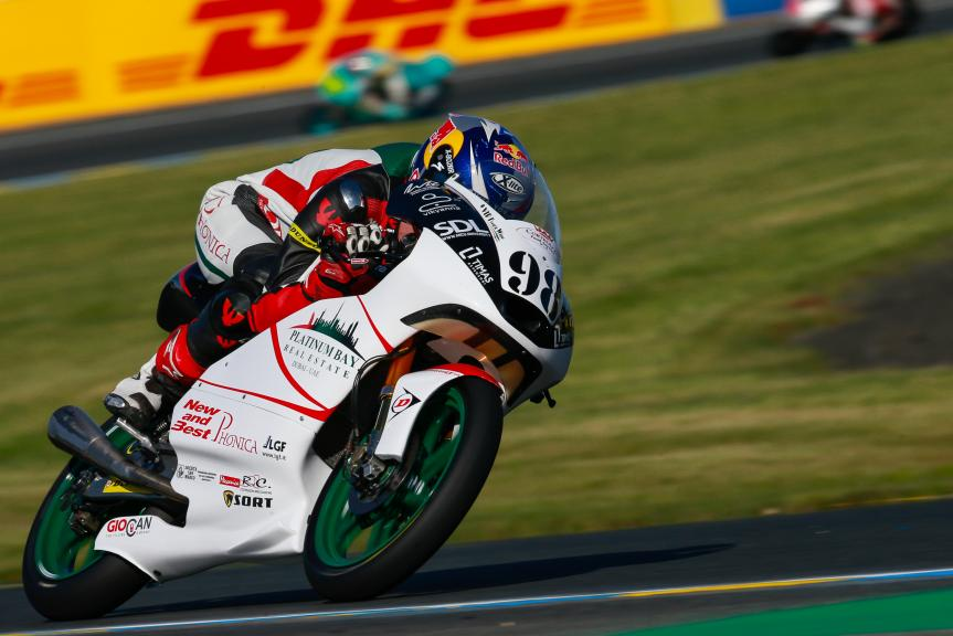 Khairul Idham Pawi, Honda Team Asia, Monster Energy Grand Prix de France