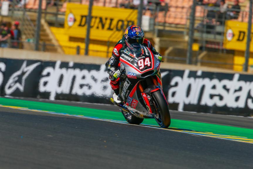 Jonas Folger, Dynavolt Intact GP, Monster Energy Grand Prix de France