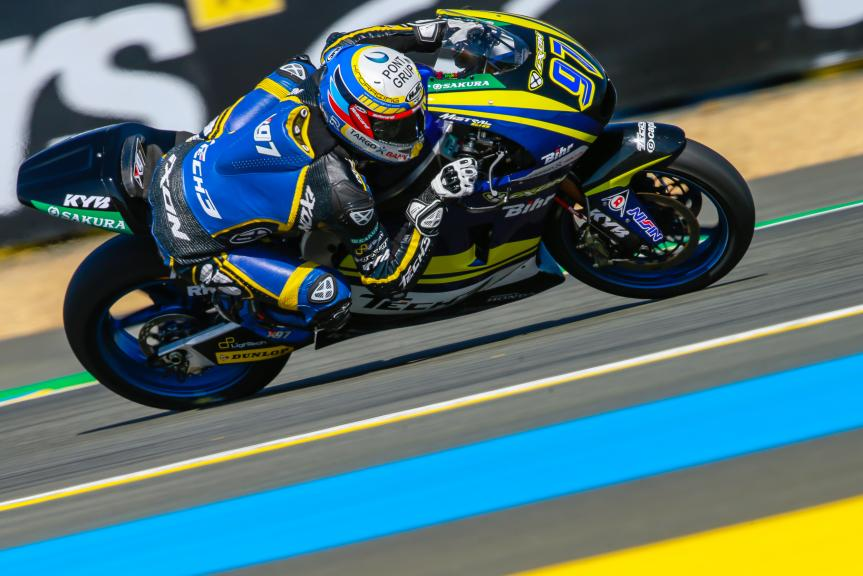 Xavi Vierge, Tech 3 Racing, Monster Energy Grand Prix de France