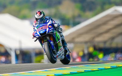 Lorenzo: «He sido bastante más rápido que el segundo»