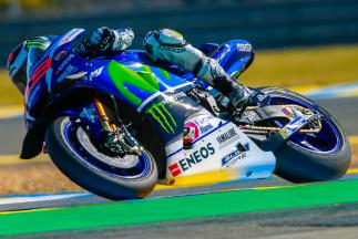 Lorenzo Schnellster am Freitag in Le Mans