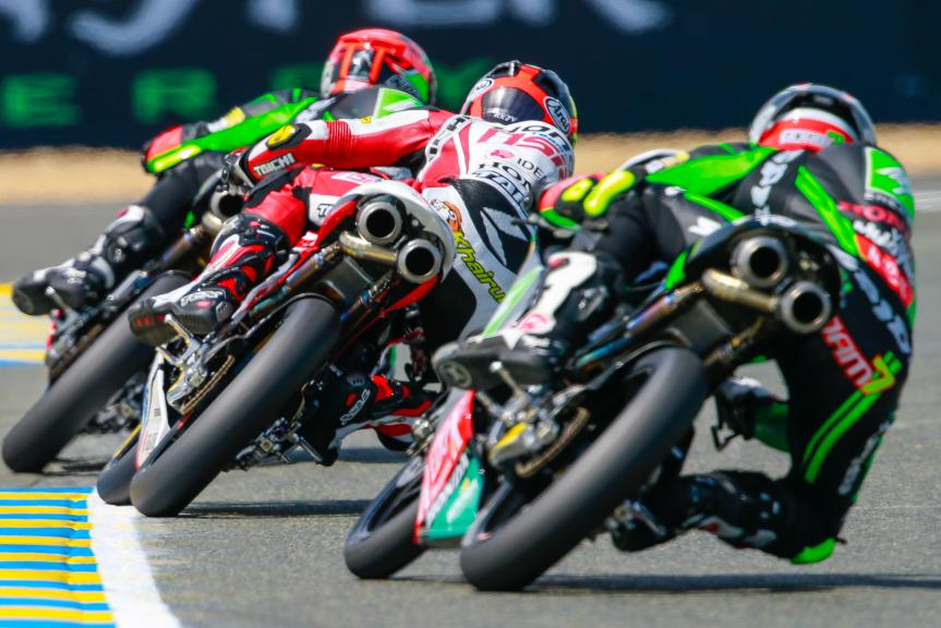 Moto3, Free Practice, Monster Energy Grand Prix de France