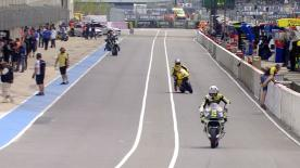 La seconda sessione di prove libere per la Moto2™ a Le Mans.