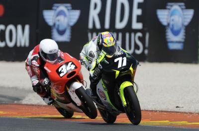 FIM CEV Repsol 2016 Round 2 Le Mans