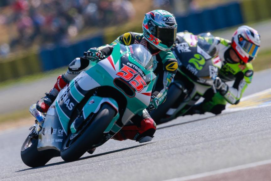 Hafizh Syahrin, Petronas Raceline Malaysia, Monster Energy Grand Prix de France