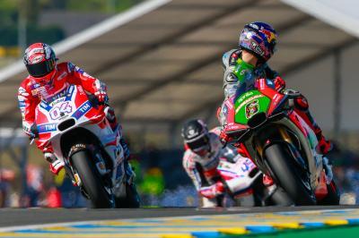 MotoGP en Le Mans - Guía de carrera