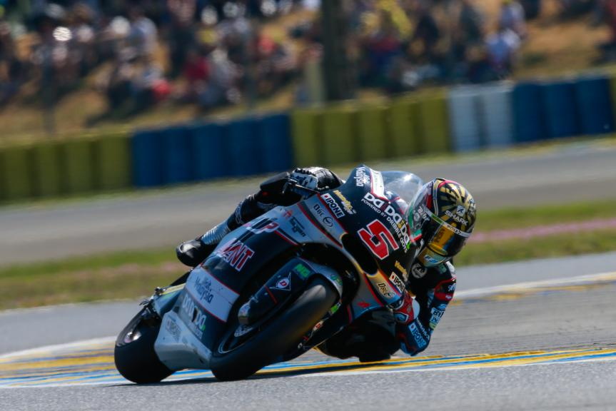 Johann Zarco, Ajo Motorsport, Monster Energy Grand Prix de France