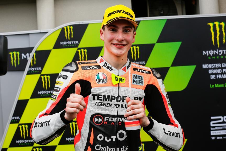 Lorenzo Baldassarri, Forward Team, Monster Energy Grand Prix de France