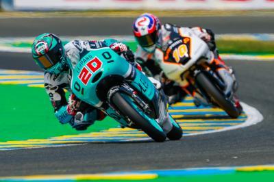 Moto3™ en Le Mans – Guía de carrera