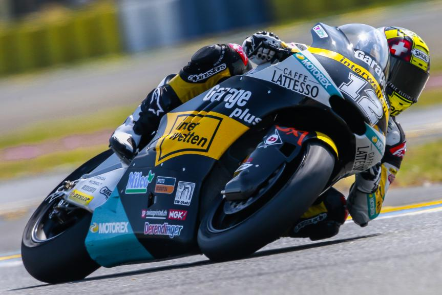 Thomas Luthi, Garage Plus Interwetten, Monster Energy Grand Prix de France