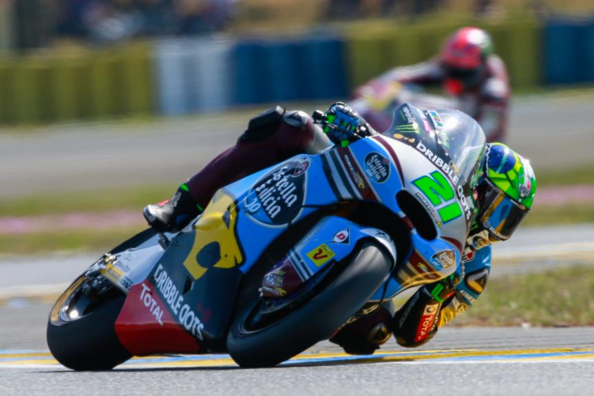 Franco Morbidelli, Estrella Galicia 0,0 Marc VDS, Monster Energy Grand Prix de Franc