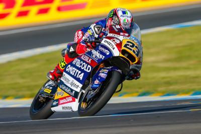 Antonelli schnappt sich die Pole in Le Mans
