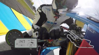 Giro OnBoard GoPro™ sul tracciato di Le Mans