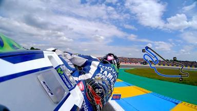 La pole position de Lorenzo
