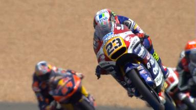 Highlights: Antonelli snatches last-gasp Moto3™ pole
