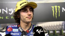 Per l'italiano quarta pole in carriera con il primo tempo in qualifica a Le Mans.