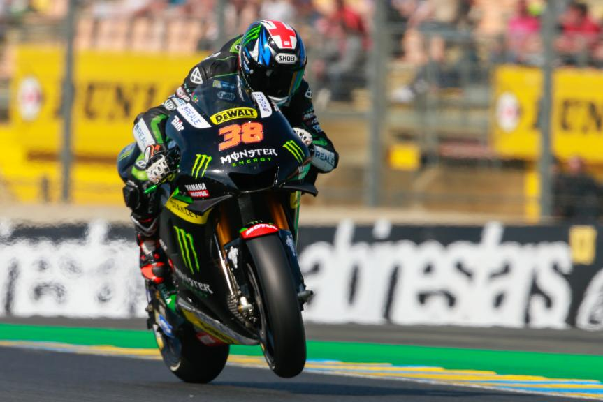 Bradley Smith, Monster Yamaha Tech 3, Monster Energy Grand Prix de France