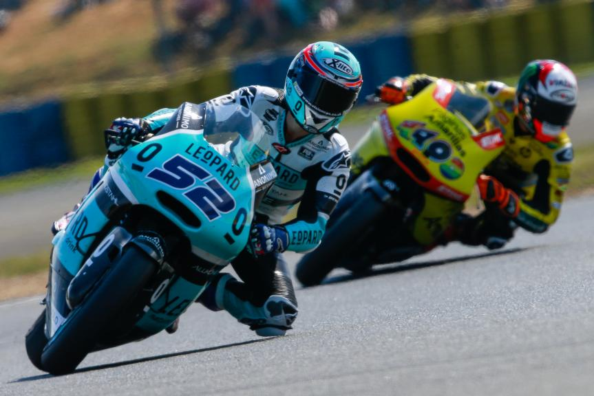Danny Kent, Leopard Racing,  Alex Rins, Paginas Amarillas HP 40, Monster Energy Grand Prix de France