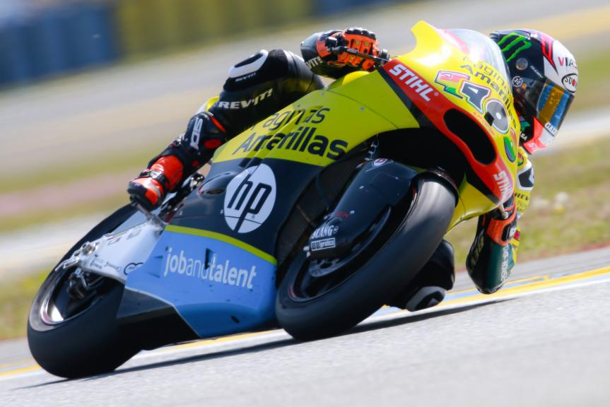 Alex Rins, Paginas Amarillas HP 40, Monster Energy Grand Prix de France