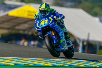Espargaro and Petrucci advance to Q2