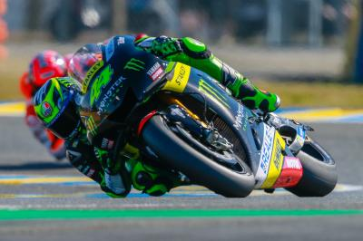 "Espargaro: ""We definitely deserve it this weekend"""