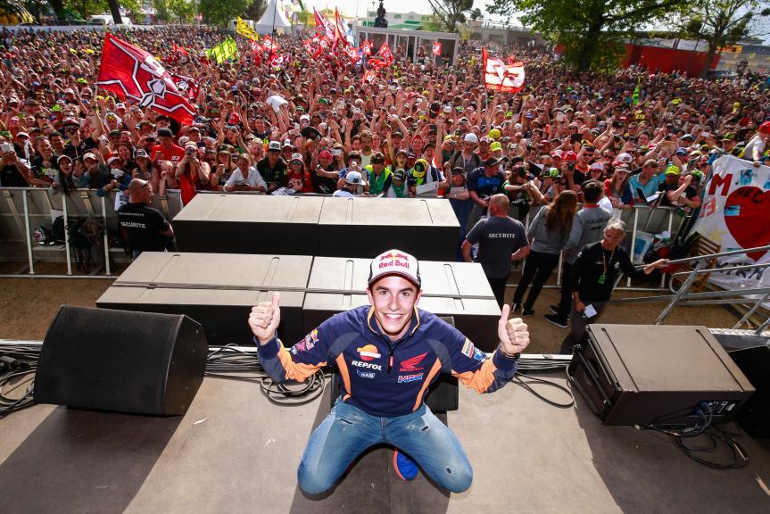 Media opportunity, Monster Energy Grand Prix de France