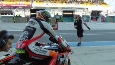 #FrenchGP: Moto2™ Free Practice 3